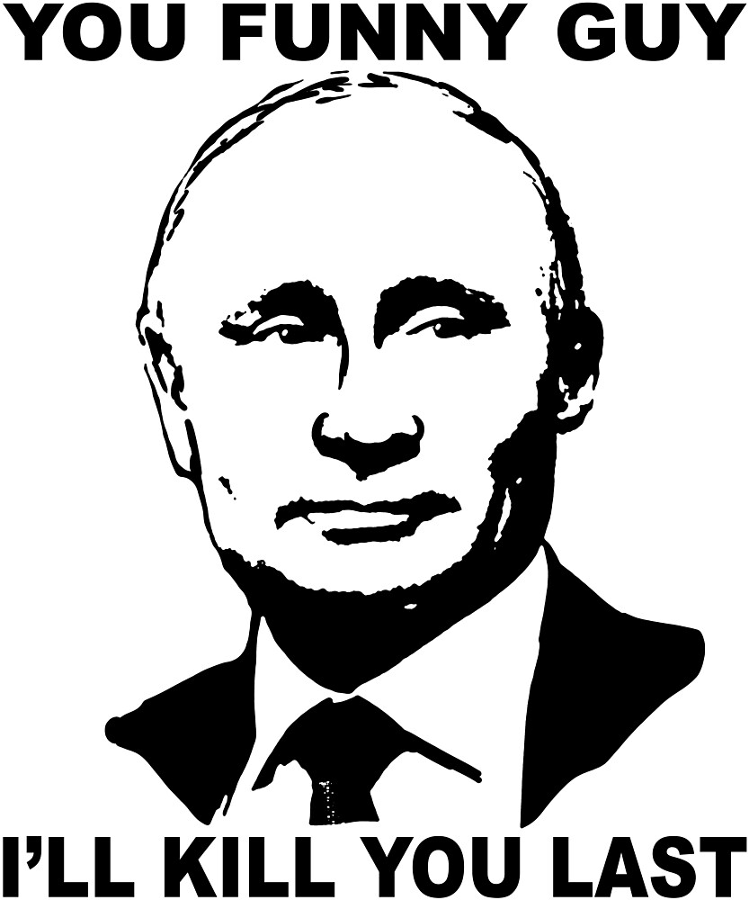 Vladimir Putin meme  by MichaelRellov