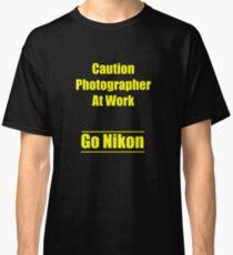 nikon Classic T-Shirt