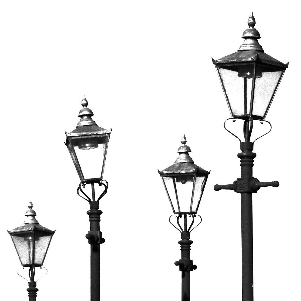 Streetlamps by AlisonOneL