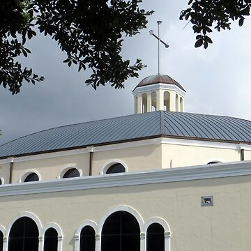 St. Timothy Catholic Church, Lutz, Florida by AuntDot
