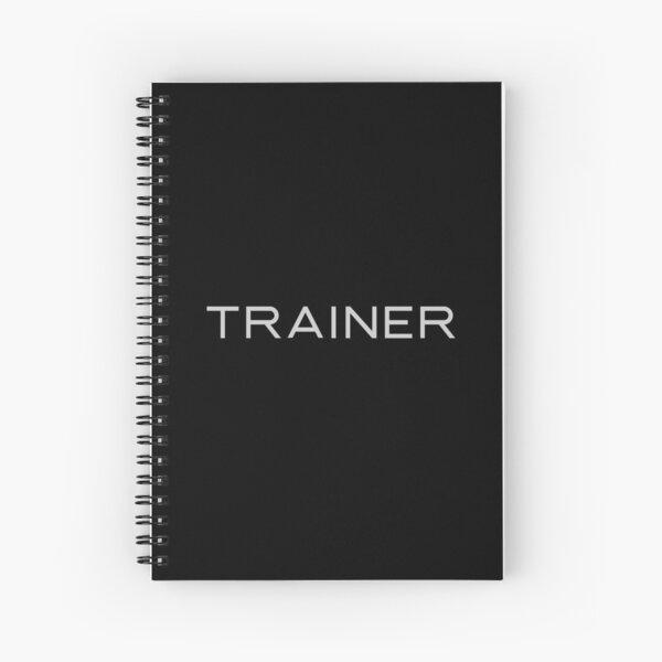 Broad City Trainer Spiral Notebook