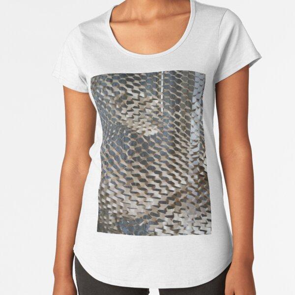 3D Surface, 3D, Surface Premium Scoop T-Shirt