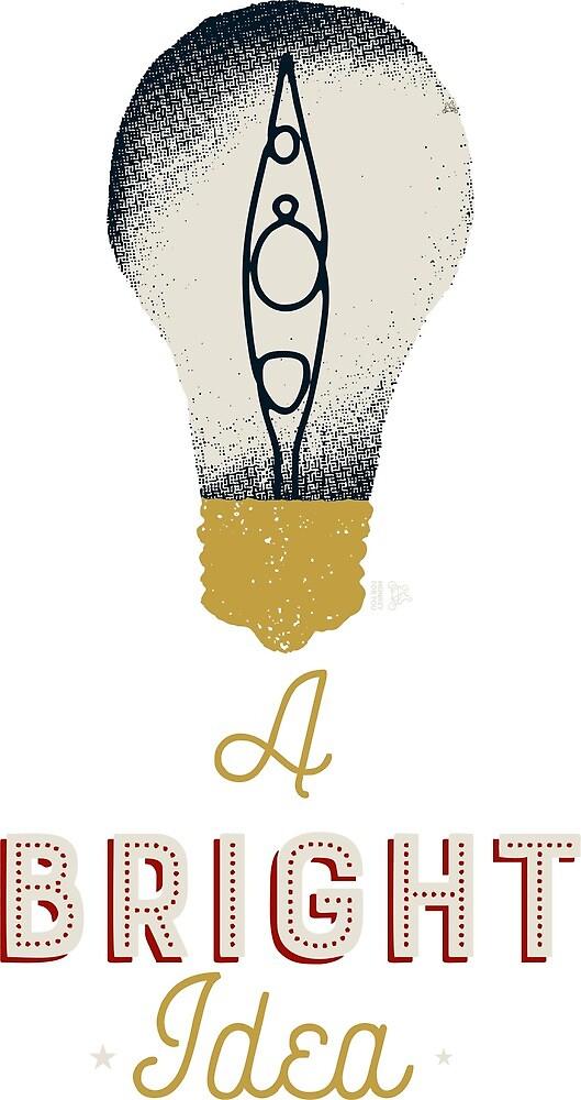 A bright idea by monkeyforyou