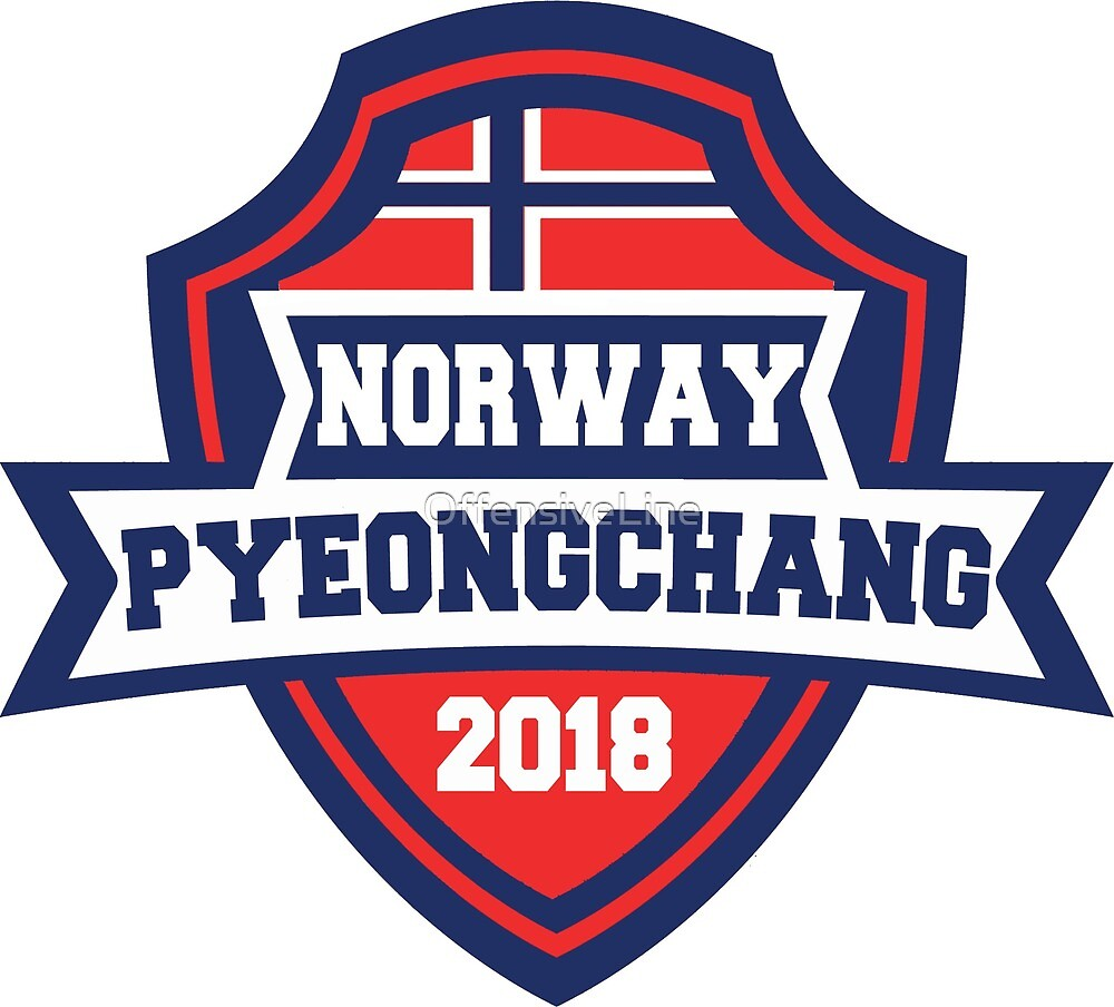 Team Norway Pyeongchang 2018  by OffensiveLine