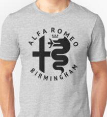 Alfa Romeo of Birmingham Crest Unisex T-Shirt