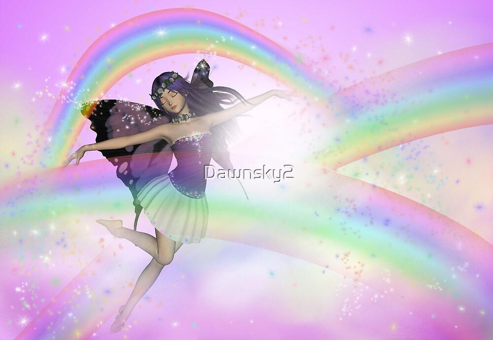 The Rainbow Maker by Dawnsky2
