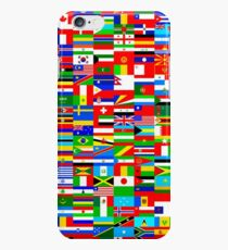 FLAGS OF THE WORLD iPhone 6s Case