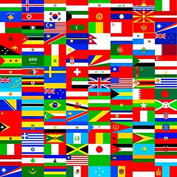 FLAGS OF THE WORLD by Calgacus