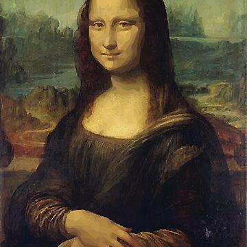 PrAyER X Mona Lisa by God-