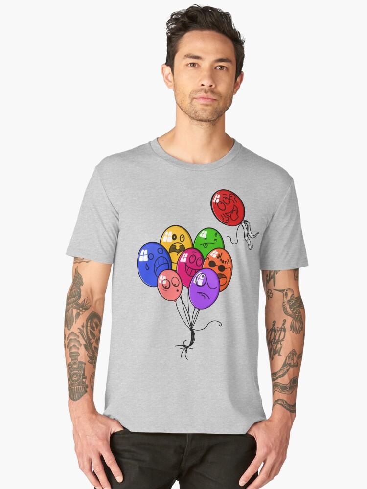 Bold trip Men's Premium T-Shirt Front