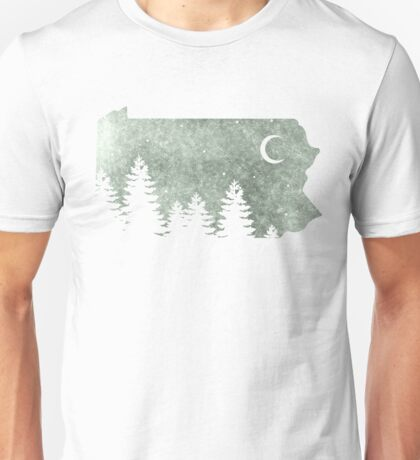 Summers in Pa  Unisex T-Shirt