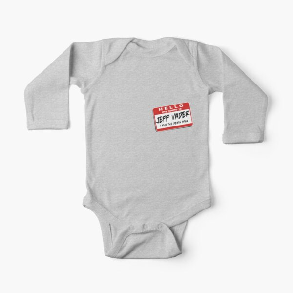 Personalized Name Baby Romper My Name is Riley Mashed Clothing Hello