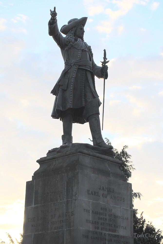James, Earl of Angus by Tom Clark