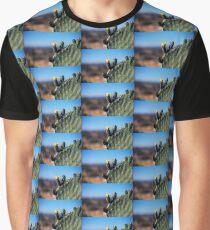cactus flower Graphic T-Shirt