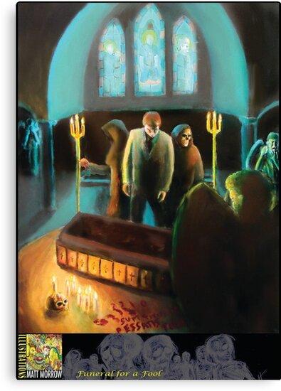 Funeral for a Fool by Matt Morrow