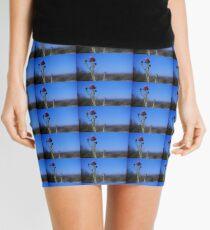 desert flower Mini Skirt