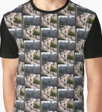 Jerusalem rampart view, no. 1 Graphic T-Shirt