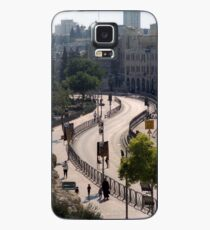 Jerusalem rampart view, no. 1 Case/Skin for Samsung Galaxy