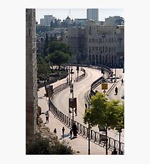 Jerusalem rampart view, no. 1 Photographic Print