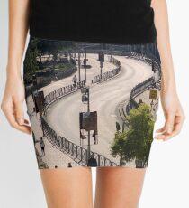 Jerusalem rampart view, no. 1 Mini Skirt