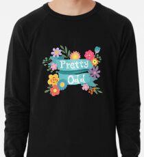 Pretty Odd Floral Banner Lightweight Sweatshirt