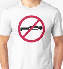 Camiseta unisex No Planking