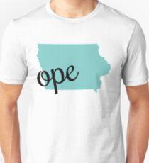 ope Unisex T-Shirt