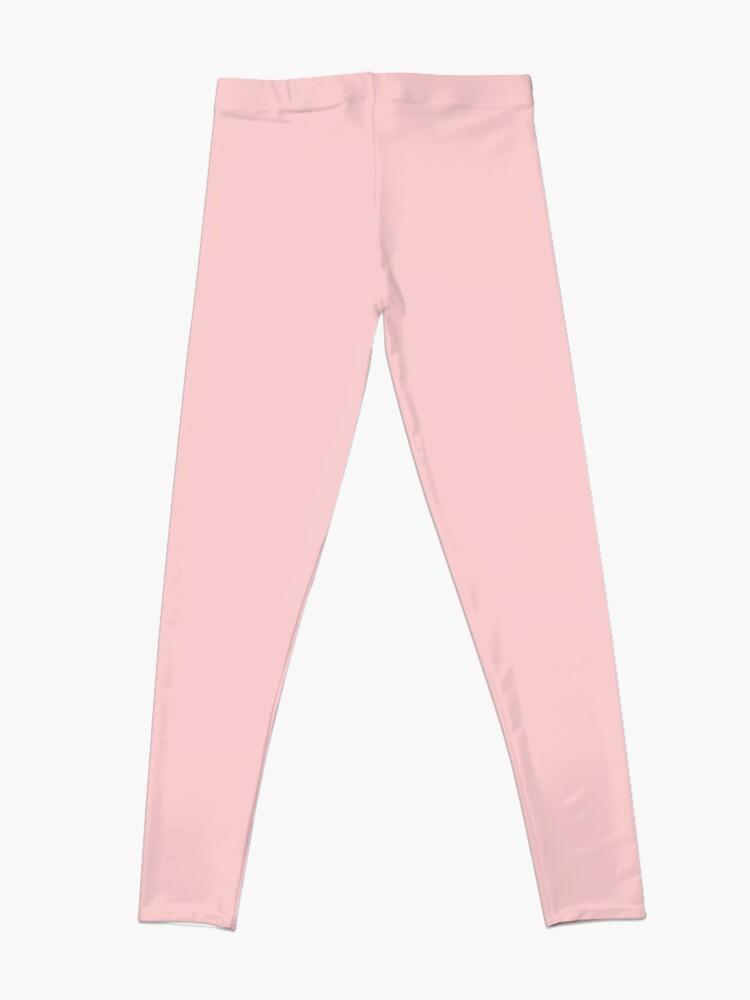 Alternative Ansicht von Pantone Serie und Tumblr Vibes - Rosenquarz AKA Millennial Pink Leggings