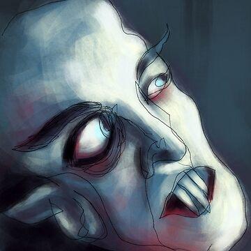 Nosferatu - Classic Vampire by niksebastian