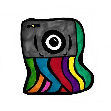 Eye Camera by MysteryFlavour