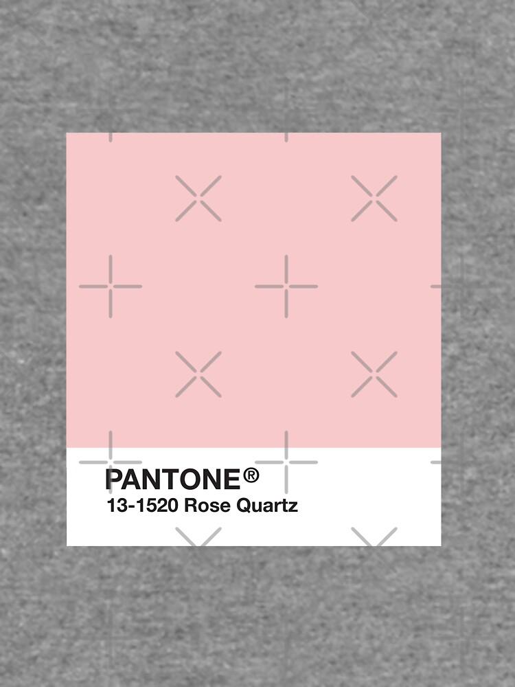 Serie Pantone y Tumblr Vibes - Rose Quartz AKA Millennial Pink de heathaze