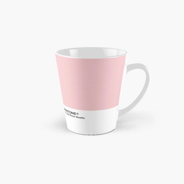 Pantone Series and Tumblr Vibes - Rose Quartz AKA Millennial Pink Tall Mug
