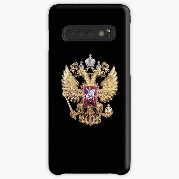 Russian Coat of Arms | Russia 2018 Samsung Galaxy Snap Case