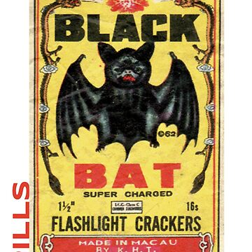 Black Bat by PILLSTORE