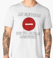 Attract Positivity Men's Premium T-Shirt