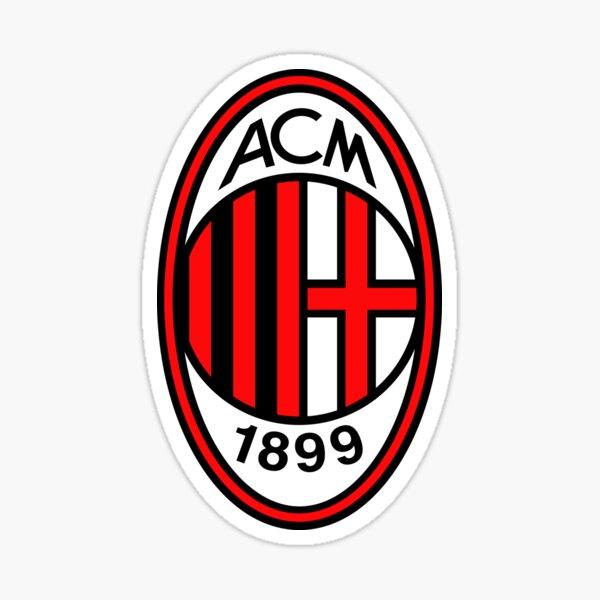 A.C. Milan Sticker