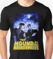 Sherlock Holmes The Hound Of The Baskervilles Film T-Shirt Unisex T-Shirt