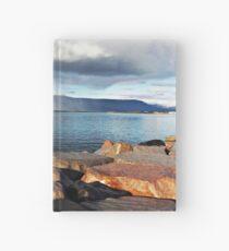 Distant Rainbow Hardcover Journal