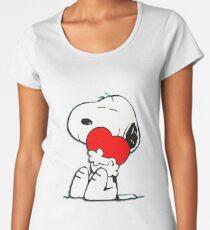 Snoopy! Women's Premium T-Shirt