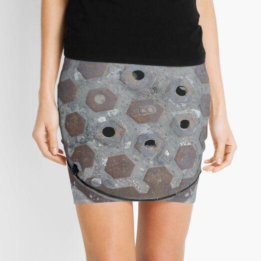 3D Surface, 3D, Surface Mini Skirt