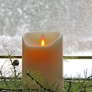 Candle in the Storm by Sandra Fortier
