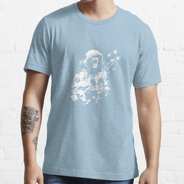 Space Chimp Essential T-Shirt