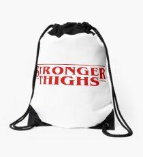 Stronging Thighs / Stranger Things Sac à cordon