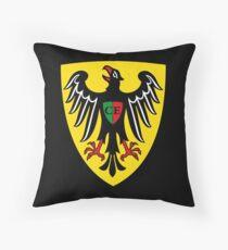 Esslingen am Neckar coat of arms, Germany Throw Pillow