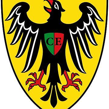 Esslingen am Neckar coat of arms, Germany by PZAndrews