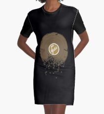 Get Digital Graphic T-Shirt Dress