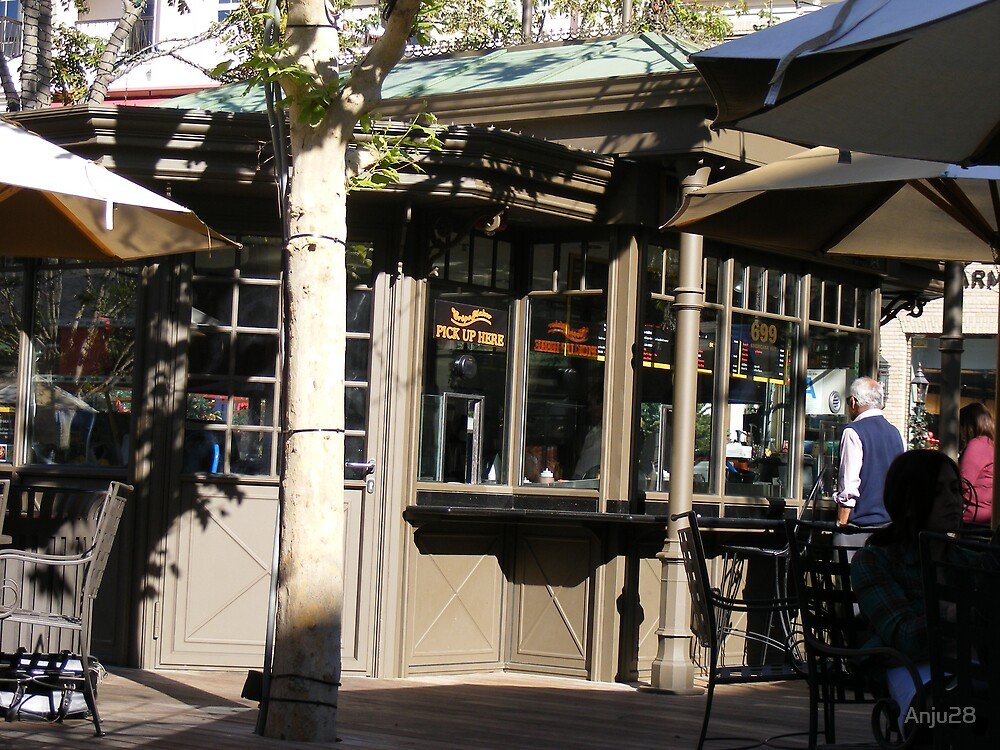 Lunch at Americana by Anju28