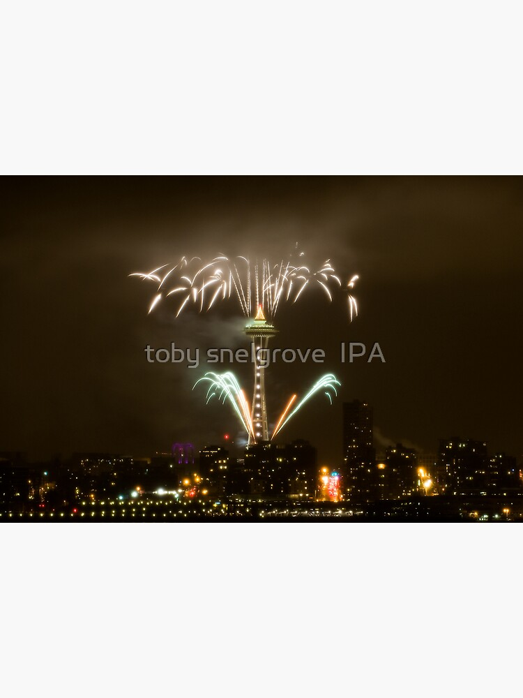 2009: Seattle Enlightened  by tobysnelgrove