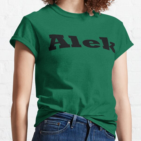 Name Alek / Inspired by The Color of Money Classic T-Shirt