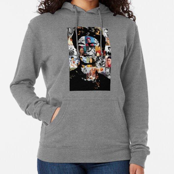 Kahlo Collage Sudadera ligera con capucha